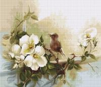 BA2315 Птичка. Набор для вышивки крестом