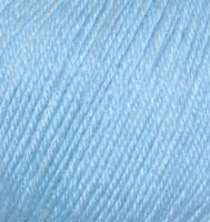 Alize Baby Wool 350 голубой