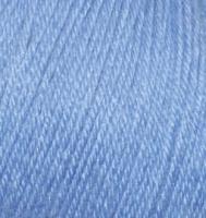 Alize Baby Wool 40 голубой