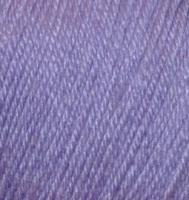 Alize Baby Wool 42 пурпурный