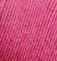 Alize Baby Wool 489 цикламен