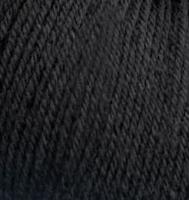 Alize Baby Wool 60 черный