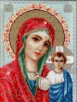BR111 Икона Казанской Божией Матери. Набор для вышивки крестом