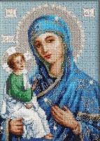 BR114 Икона Иерусалимской Божией Матери. Набор для вышивки крестом