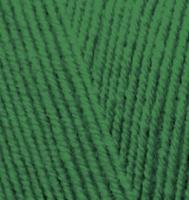 Alize Lanagold Fine 118 темно-зеленый