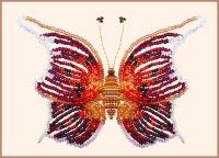 БП-18 Бисероплетение - Бабочка Нимфа
