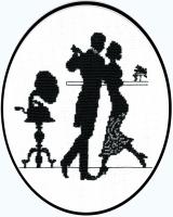 П2 004 ТАНГО, Набор для вышивки бисером