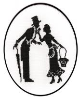 П2 008 ЦВЕТОЧНИЦА, Набор для вышивки бисером