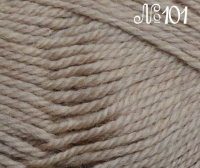 Fibranatura Renew Wool 101 бежевый