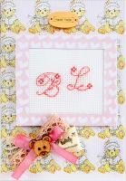 (S)F5 Набор для изготовления открытки с вышивкой