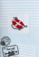(S)F8 Набор для изготовления открытки с вышивкой