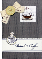 (S)P13 Набор для изготовления открытки с вышивкой
