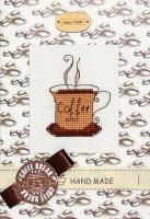 (S)P14 Набор для изготовления открытки с вышивкой
