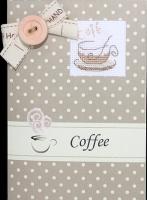 (S)P17 Набор для изготовления открытки с вышивкой