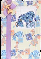 (S)P6 Набор для изготовления открытки с вышивкой