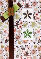 (S)P7 Набор для изготовления открытки с вышивкой