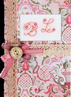 (S)P9 Набор для изготовления открытки с вышивкой